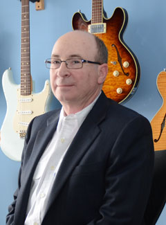 Irwin Silbernik | Guitar, Piano, Ukulele and Mandolin Instructor